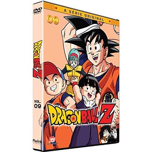 Dragon Ball Z Volume 9