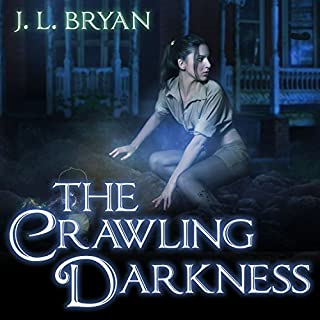 The Crawling Darkness     Ellie Jordan, Ghost Trapper Series #3              By:                                                                                                                                 J. L. Bryan                               Narrated by:                                                                                                                                 Carla Mercer-Meyer                      Length: 8 hrs and 11 mins     155 ratings     Overall 4.5