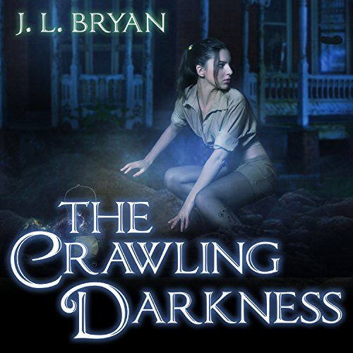 The Crawling Darkness audiobook cover art