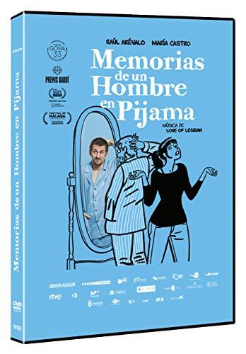 Memorias De Un Hombre En Pijama [DVD]