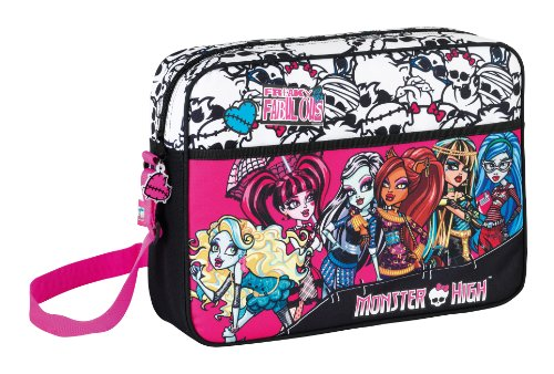 MONSTER HIGH Freaky Fabulous - Briefcase de l'école