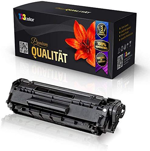 Kompatible Tonerkartusche für Canon i-SENSYS Fax L150 i-SENSYS Fax L170 i-SENSYS Fax L170 darkblu i-SENSYS Fax L170 Series i-SENSYS Fax L410 3500B002 728 Schwarz Black - Office Line Serie
