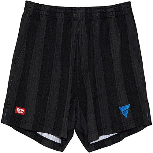 VICTAS(ヴィクタス) 卓球 男女兼用 ゲームパンツ 男子日本代表モデル ブラック 034553 2XL