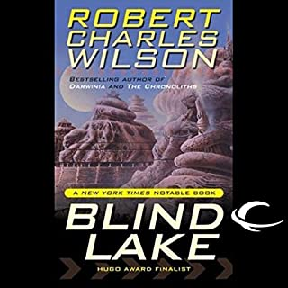 Blind Lake cover art
