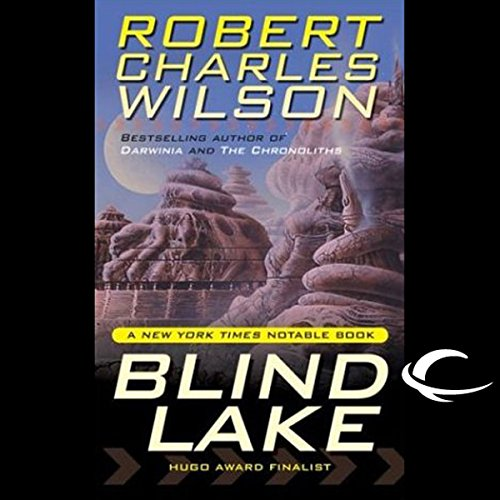Blind Lake audiobook cover art