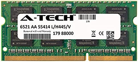 4GB Stick for Dell Optiplex Series 3011 (All-in-One) 9010 (All-in-One) 9020 (All-in-One). SO-DIMM DDR3 Non-ECC PC3-12800 1600MHz RAM Memory. Genuine A-Tech Brand.
