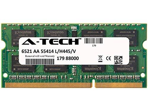 4GB Stick for Dell Latitude Series 13 E4200 E4300 E4310 E5410 E5420m E5510 E6410 E6510 XT2 XT2 XFR. SO-DIMM DDR3 Non-ECC PC3-8500 1066MHz RAM Memory. Genuine A-Tech Brand.