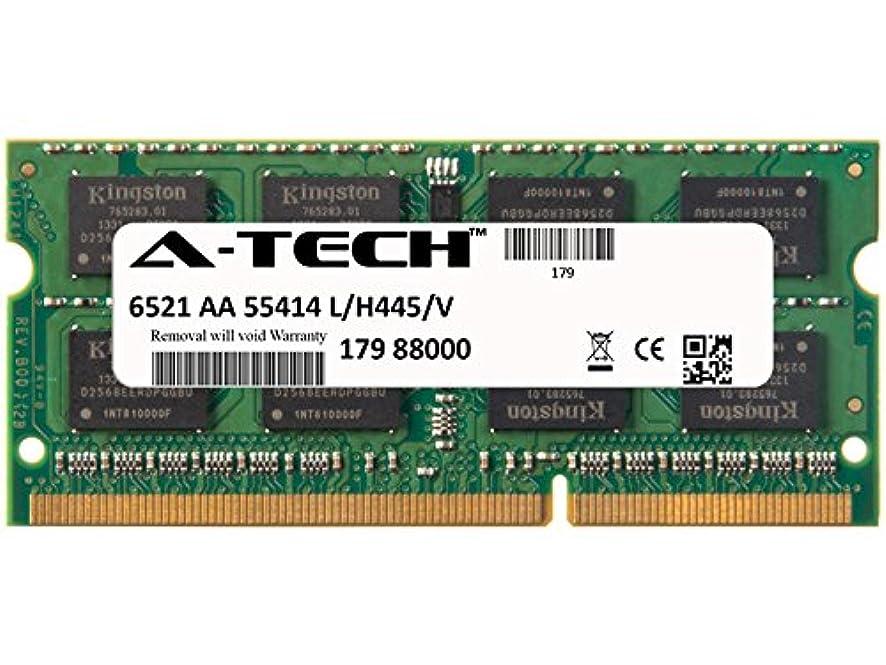 A-Tech 4GB STICK For Acer Aspire Series V5-552G-X414 V5-552P V5-552P-7412 V5-552P-8483 V5-552PG V5-552PG-X809 V5-552P-X440 V5-552-X418 V5-571 V5-571-. SO-DIMM DDR3 NON-ECC PC3-10600 1333MHz RAM Memory