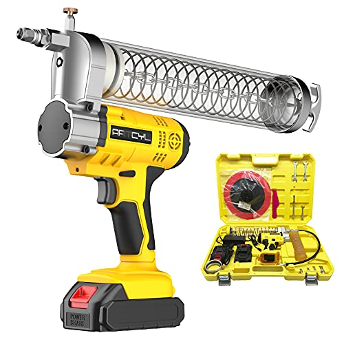 ARTCYL Cordless Electric Grease Guns, 20V Professional 10000 Psi...
