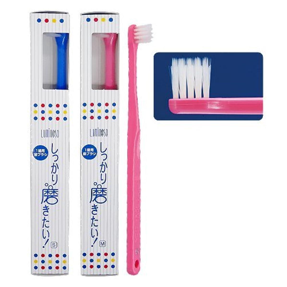 不純アレキサンダーグラハムベルシュートルミノソ 1歯用歯ブラシ「しっかり磨きたい!」スタンダード ソフト (カラー指定不可) 5本