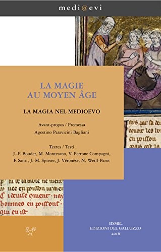 La magie au Moyen Âge / La magia nel Medioevo (medi@evi. digital medieval folders t. 12) (French Edition)