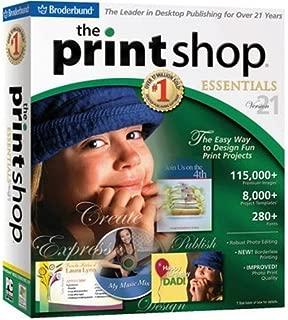 print shop calendar creator