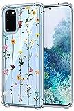 Oihxse Transparent Coque pour Samsung Galaxy A6 Plus 2018/A9 Star Lite 2018 Souple TPU Sil...