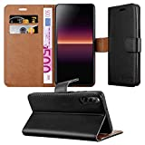 iPEAK For SONY Xperia L4 Phone Case Leather Magnetic Flip
