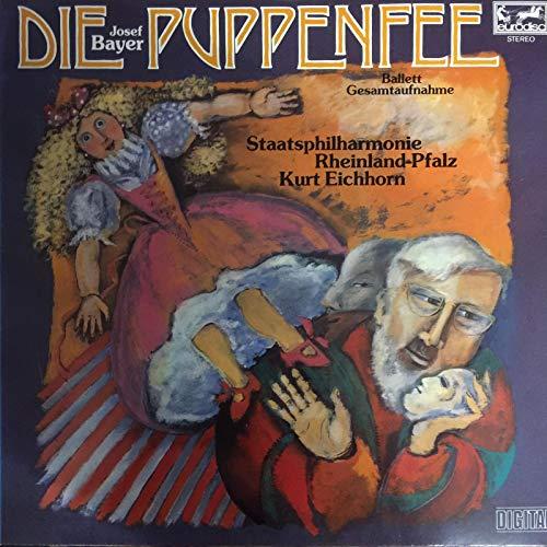 Vinyl - Die Puppenfee - Balett Gesamtaufnahme - Josef Bayer