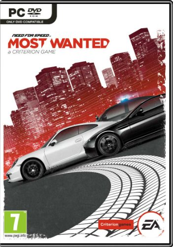 Need for Speed : most wanted [import anglais]