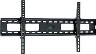 Ultra Slim Tilt TV Wall Mount Bracket for Samsung QN65Q60RAFXZA Flat 65'' QLED 4K Q60 Series (2019) QN65Q60RA - Low Profile 1.7