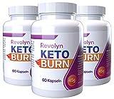 Revolyn Keto Burn - 3er Pack