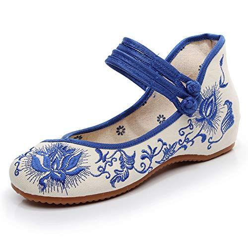 Top 10 best selling list for chinese embroidered flat shoes