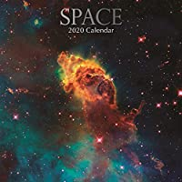 Space: 2020 Square Wall Calendar