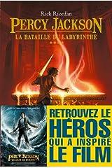 La Bataille du labyrinthe : Percy Jackson tome 4 (Wiz) Format Kindle