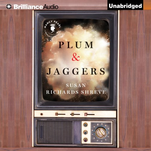 Plum & Jaggers audiobook cover art
