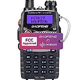 Best Baofeng Handheld Ham Radios - Baofeng Ham Radio UV-5RA 2021 5W Power FCC Review