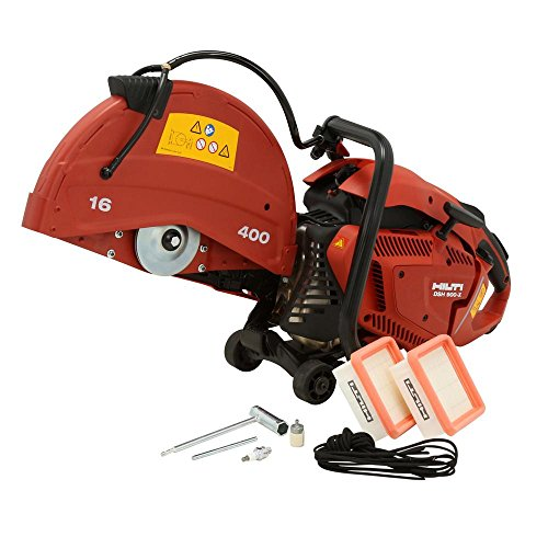 Learn More About DSH 900X 90CC 16 in. Hand-Held Gas Saw