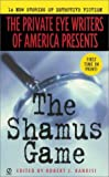 The Private Eye Writers of America Presents: The Shamus Game