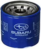 Genuine Subaru 15208AA12A Oil Filter, 1 Pack
