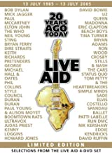 Live Aid 20 Years Ago Today - Selections From the Set