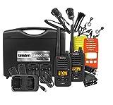 Uniden UH820S-2TP - 80 Channels 2 Watt UHF Handheld Tradies Pack