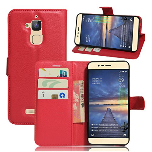 Case for ASUS ZenFone Pegasus 3,Manyip PU Leather Stand Wallet Flip Case Cover for ASUS ZenFone Pegasus 3,Business Style Phone protection shell,The case with[Cash and Card Slots]