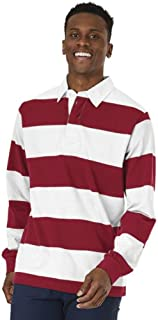 Charles River Apparel Unisex-Adult's Classic Rugby Shirt