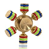 SPECOOL Tri fidget hand spinner toy Fidget Relieves Stress ADHA Anxiety Hand Spinner...
