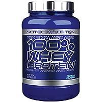 Scitec Nutrition Whey Protein Proteína Vainilla - 920 g