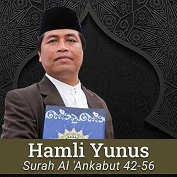 Surah Al 'Ankabut 42-56