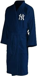 Northwest MLB Unisex-Adult Men's L/XL Silk Touch Bath Robe