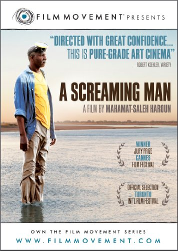 Screaming Man [Reino Unido] [DVD]