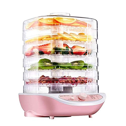 Best Prices! QYDJD Food Dehydrator,Multi-Tier Food Preserver,Food Drying Machine in Home/Kitchen