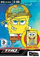 Contains SpongeBob SquarePants Battle for Bikini Bottom and SpongeBob SquarePants Operation Krabby Patty