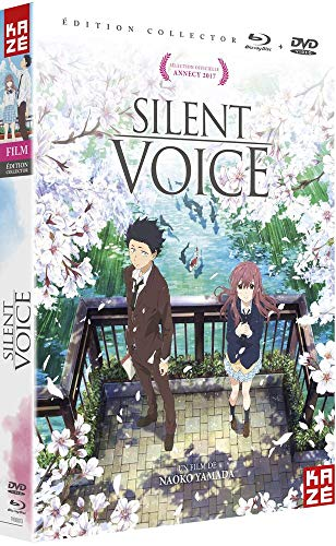 A Silent Voice : The Movie [Édition Collector Blu-Ray + DVD + Livret]