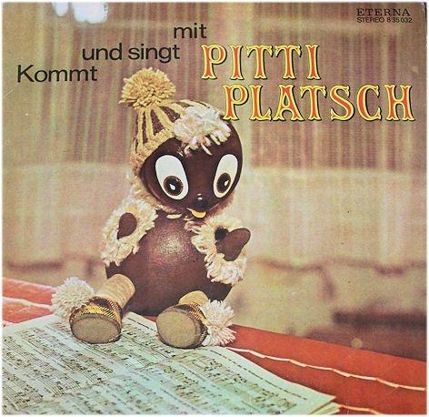 Krumbach,W./ Feustel, I. Kommt und singt mit Pittiplatsch. (Vinyl/ Schallplatte/ LP)