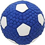 Durable Squeaky Dog Play Chew Fetch Ball Football Suit for Toy Interactive Fetch and Play Accessories