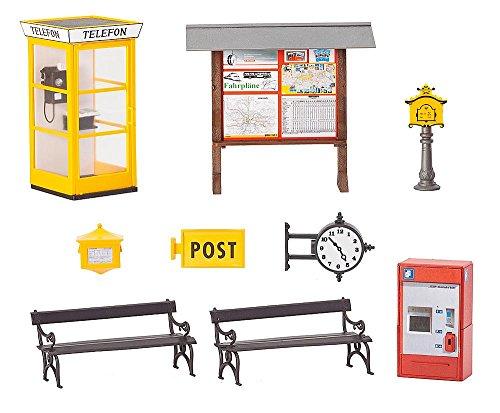 POLA FA 331745 - Bahnhofs-, Zubehör, Zubehör für die Modelleisenbahn, Modellbau