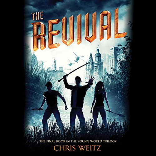 The Revival audiobook cover art
