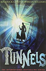 Cover of Tunnels by Brian Williams, Roderick Gordon