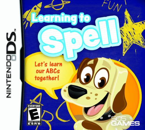 Learning To Spell - Nintendo DS