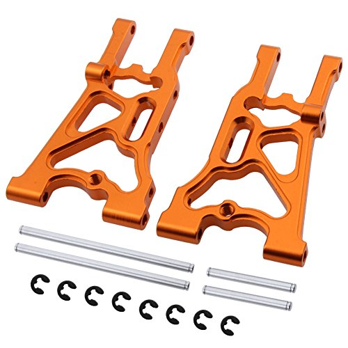 Hobbypark Aluminum Rear Suspension Arm Set For HPI WR8 Flux Rally 3.0 Ken Block Option Hop Up Upgrade Parts