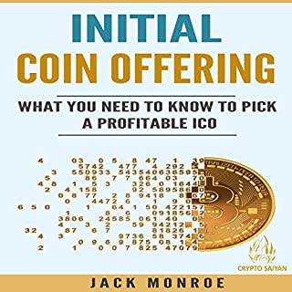 Initial Coin Offering audiobook cover art
